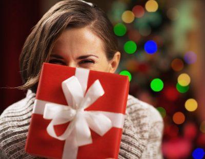 ornaments and present
